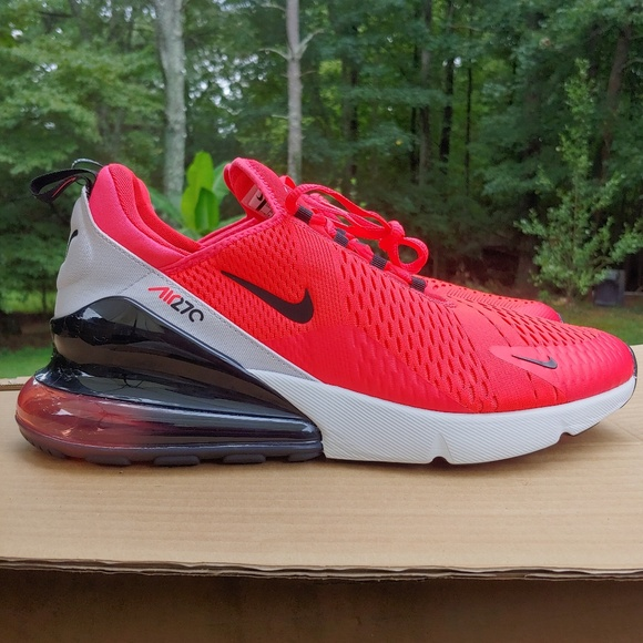 Nike Other - Nike Air Max 270 shoes Red Orbit